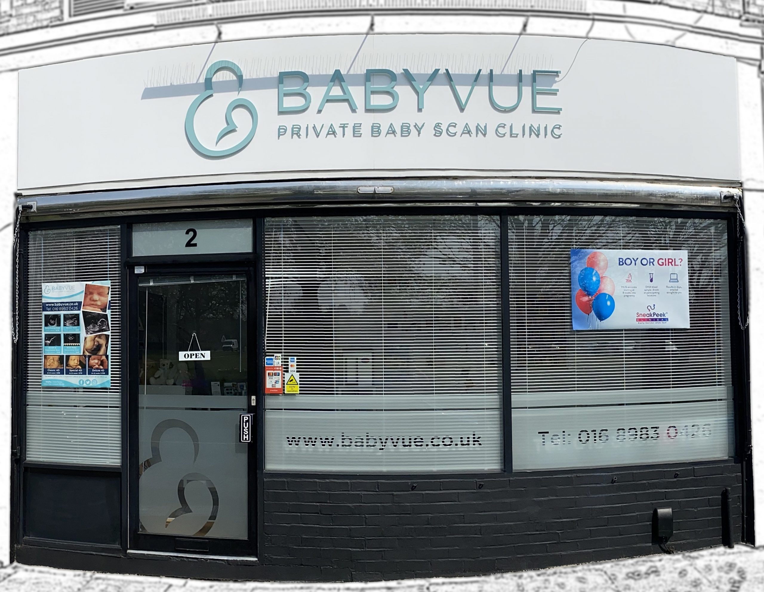 Private Baby Scans South London